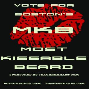 Most Kissable Beard Contest