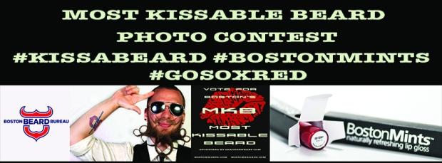 #KissABeard